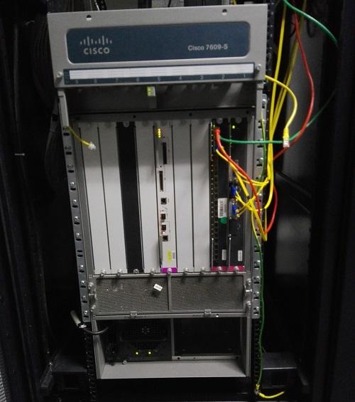 Коммутатор Cisco 7609-S